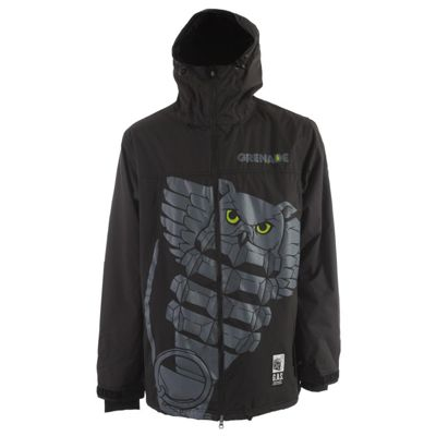 Grenade G.A.S. Jeremy Fish Snowboard Jacket - Men's