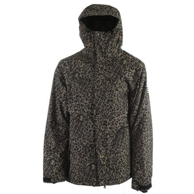 Grenade Cheetah Bomb Snowboard Jacket - Men's