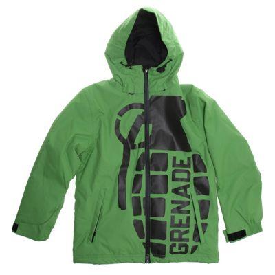 Grenade Exploiter Snowboard Jacket Snowboard Jacket - Kid's