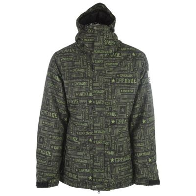 Grenade Task Force Snowboard Jacket - Men's