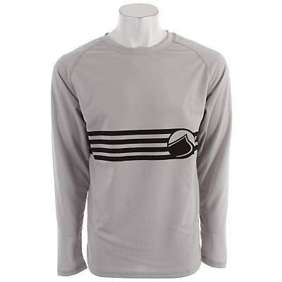 Liquid Force Pushing L/S Riding Shirt - Men's