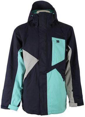 DC Wishbone Snowboard Jacket - Men's