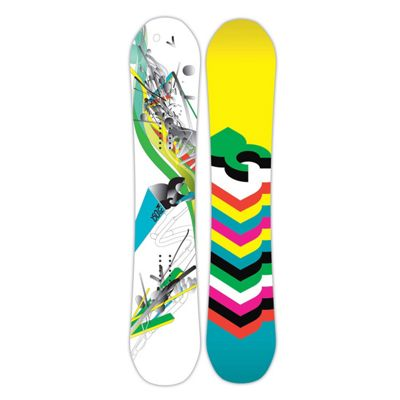 DC Ply Snowboard 150 - Women's
