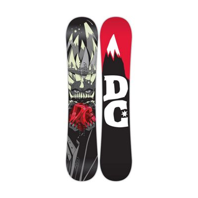 DC Focus Snowboard 153 - Men's
