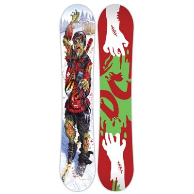 DC Tone Snowboard 156 - Men's