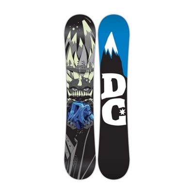 DC Focus Snowboard 157 - Men's