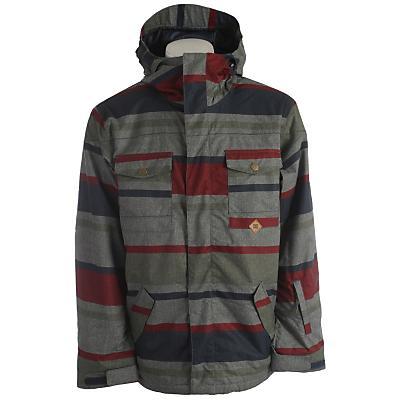 DC Servo Snowboard Jacket - Men's