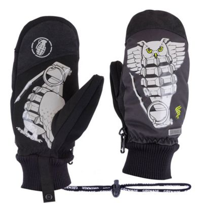 Grenade G.A.S. Jeremy Fish Mittens - Men's