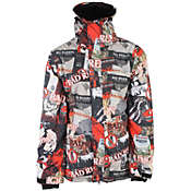 Grenade G.A.S. Bad Religion Snowboard Jacket - Men's
