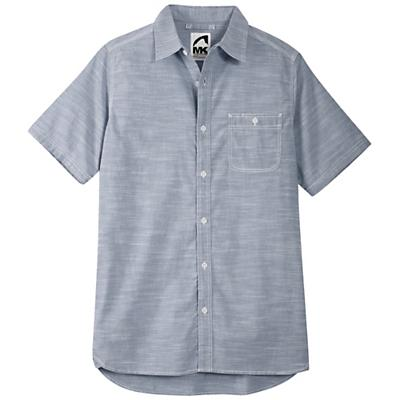 Mountain Khakis Men's Chambray Short Sleeve Shirt