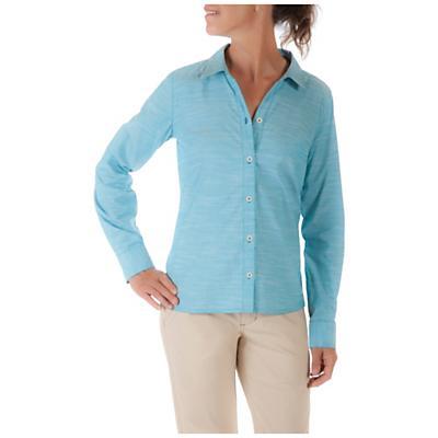 Mountain Khakis Women's Mountain Chambray Long Sleeve Shirt