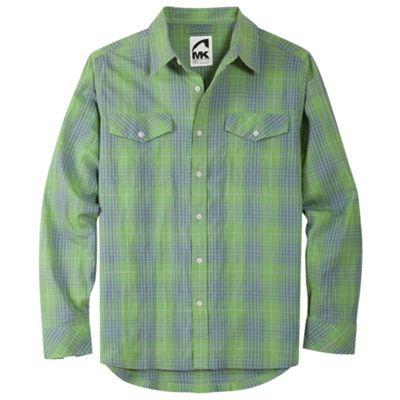 Mountain Khakis Men's Shoreline Long Sleeve Shirt