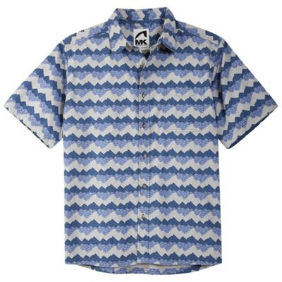 Mountain Khakis Men's Teton Signature Print Shirt