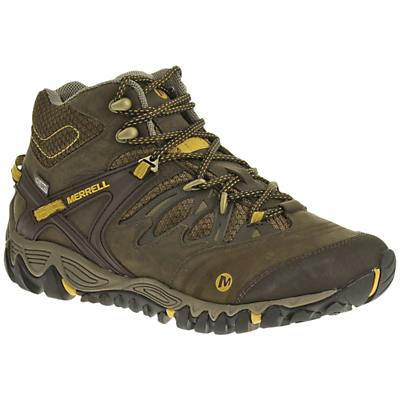 Merrell Men's AllOut Blaze Mid Waterproof Boot
