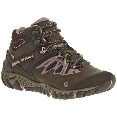Merrell Women's AllOut Blaze Mid Waterproof Boot