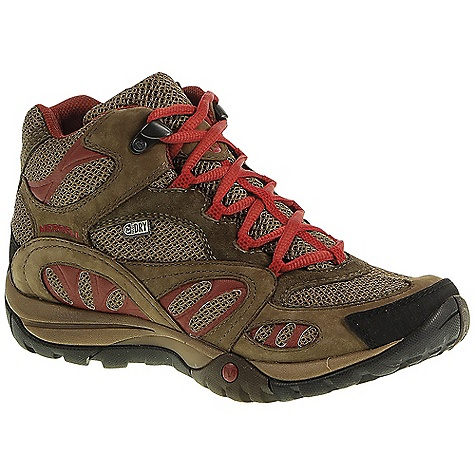 photo: Merrell Azura Mid Waterproof hiking boot