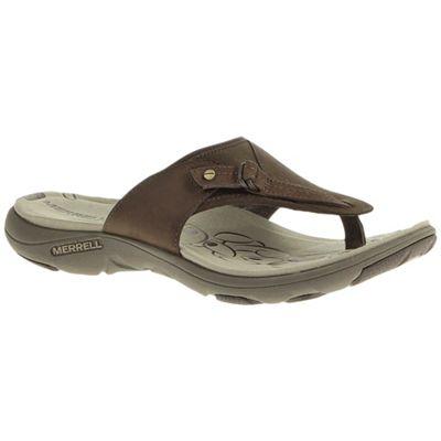 Merrell Women's Grace Leather Flip Sandal