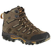 Merrell Men's Moab Peak Ventilator Waterproof Boot