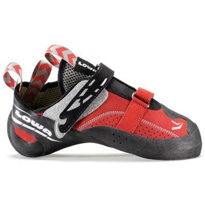 Lowa Men's Red Eagle Velcro Shoe