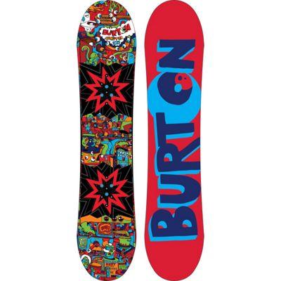 Burton Chopper Snowboard 125 - Kid's