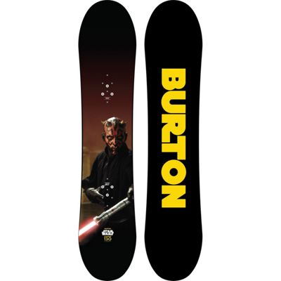 Burton Chopper Star Wars Snowboard 130 - Kid's