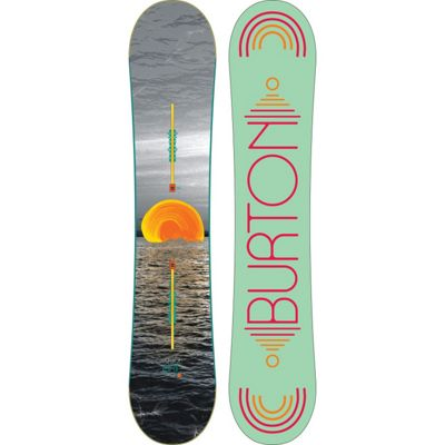 Burton Lyric Snowboard 139 - Women's