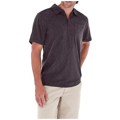 Royal Robbins Men's Desert Knit Short Sleeve Polo Shirt