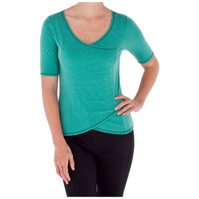 Royal Robbins Women's Essential Tencel Elbow Sleeve Top
