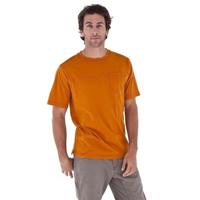 Royal Robbins Men's Organic Jersey SS Crew Top