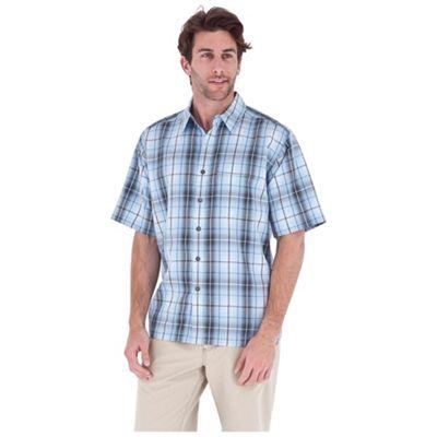 Royal Robbins Men's Plateau Plaid SS Shirt