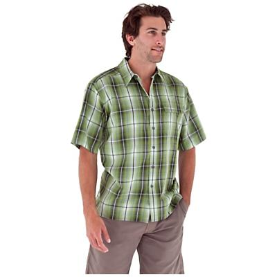 Royal Robbins Men's Plateau Plaid Short Sleeve Shirt