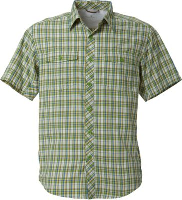 Royal Robbins Men's River Rock SS Shirt