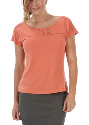 Royal Robbins Women's Sookie Cap Sleeve Top