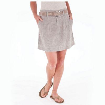 Royal Robbins Women's Chambray Summertime Skirt