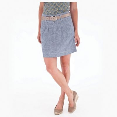 Royal Robbins Women's Chambray Summertime Skirt