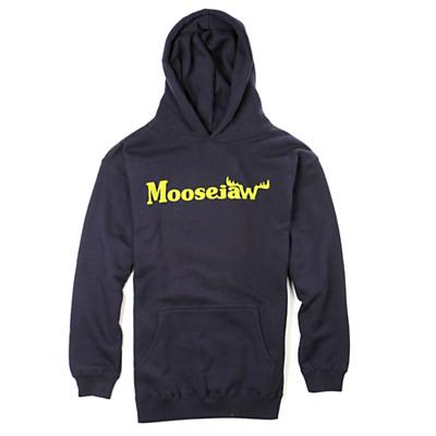 Moosejaw Girls' Original Pull Over Hoody