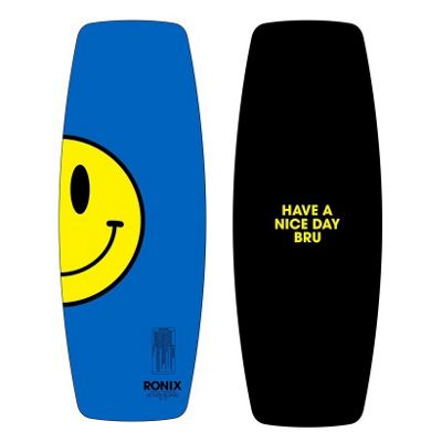 Ronix Hoverboard Wakeskate Zip-A-Dee-Doo Blue/Happy Yellow 40in