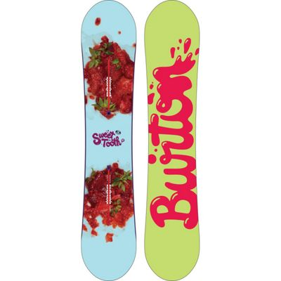 Burton Sweet Tooth Snowboard 145 - Women's