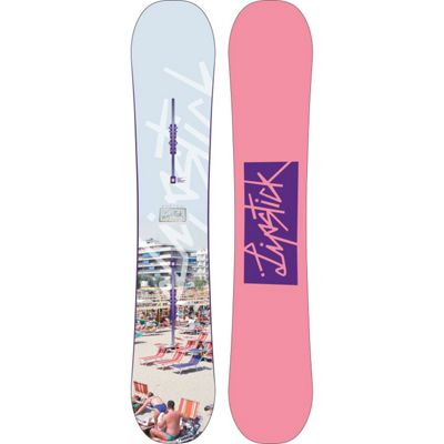 Burton Lipstick Snowboard 149 - Women's