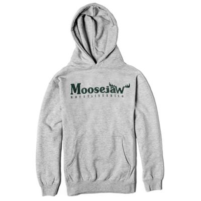 Moosejaw Boys' Original Pull Over Hoody