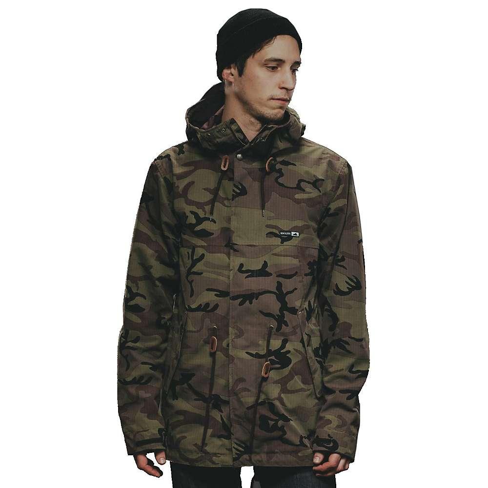 Holden Fishtail Snowboard Jacket Men S