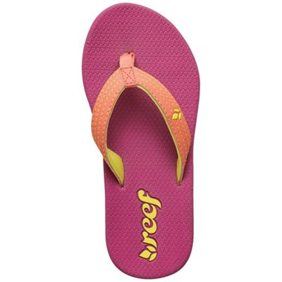 Reef Girls' Little Day Lilly Sandal