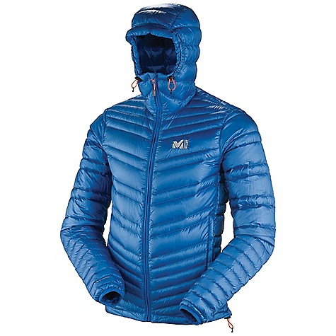 photo: Millet Heel Lift Down Hoodie down insulated jacket
