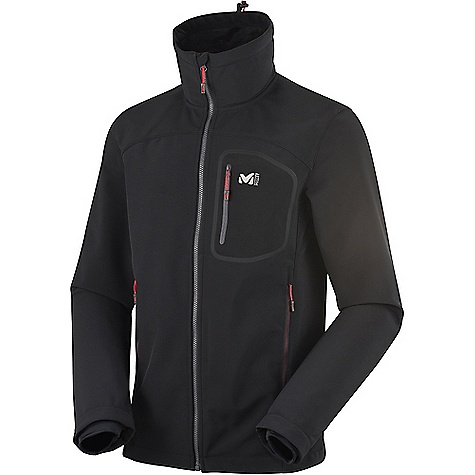 photo: Millet Manaslu Jacket soft shell jacket