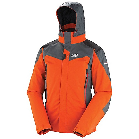 photo: Millet North Point Jacket waterproof jacket