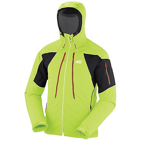 photo: Millet Touring Shield Jacket soft shell jacket