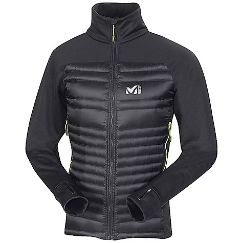 photo: Millet Touring Hybrid Down Jacket down insulated jacket