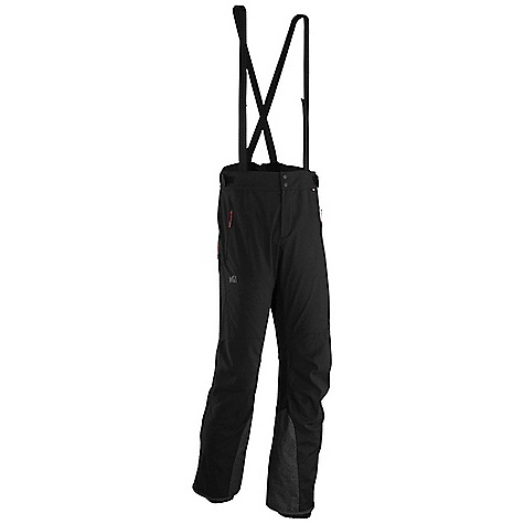 photo: Millet WDS Storm Pant soft shell pant
