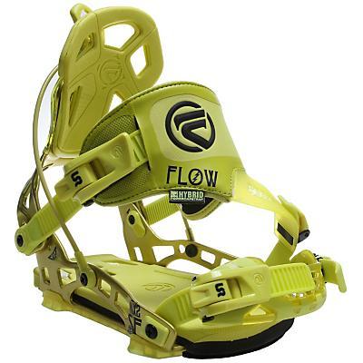 Flow NX2-SE Snowboard Bindings - Men's
