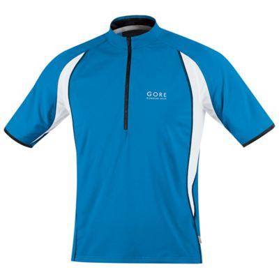 Gore Running Wear Men's Air Zip Shirt